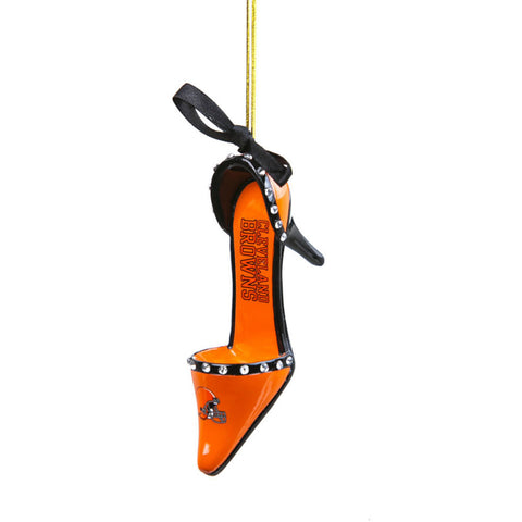 Cleveland Browns Team Shoe Ornament
