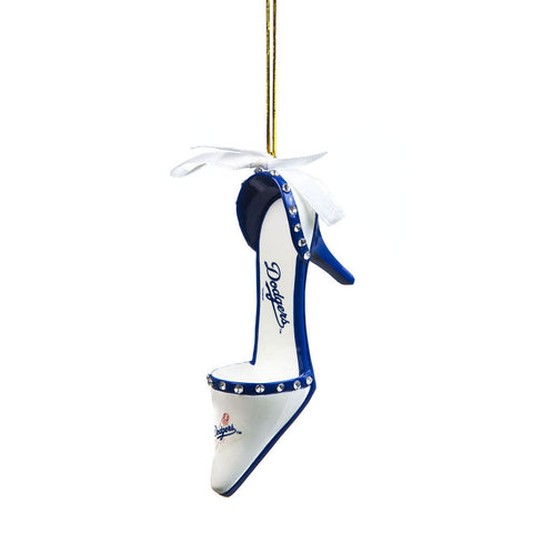 Los Angeles Dodgers Team Shoe Ornament