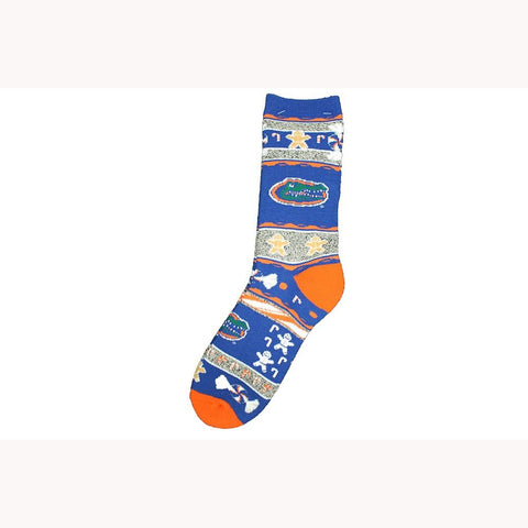 Florida Gators Ugly Xmas Socks