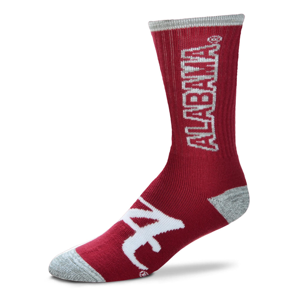 Alabama Crimson Tide Crush Socks