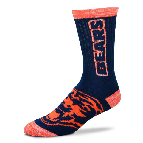 Chicago Bears Crush Socks