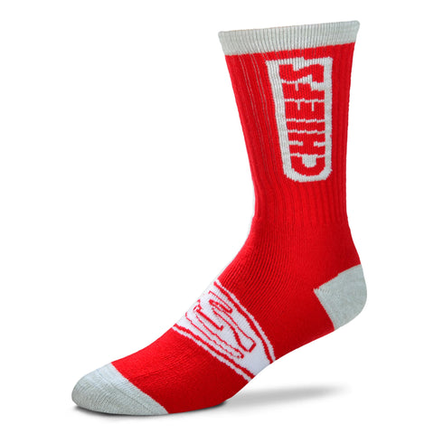 Kansas City Chiefs Crush Socks