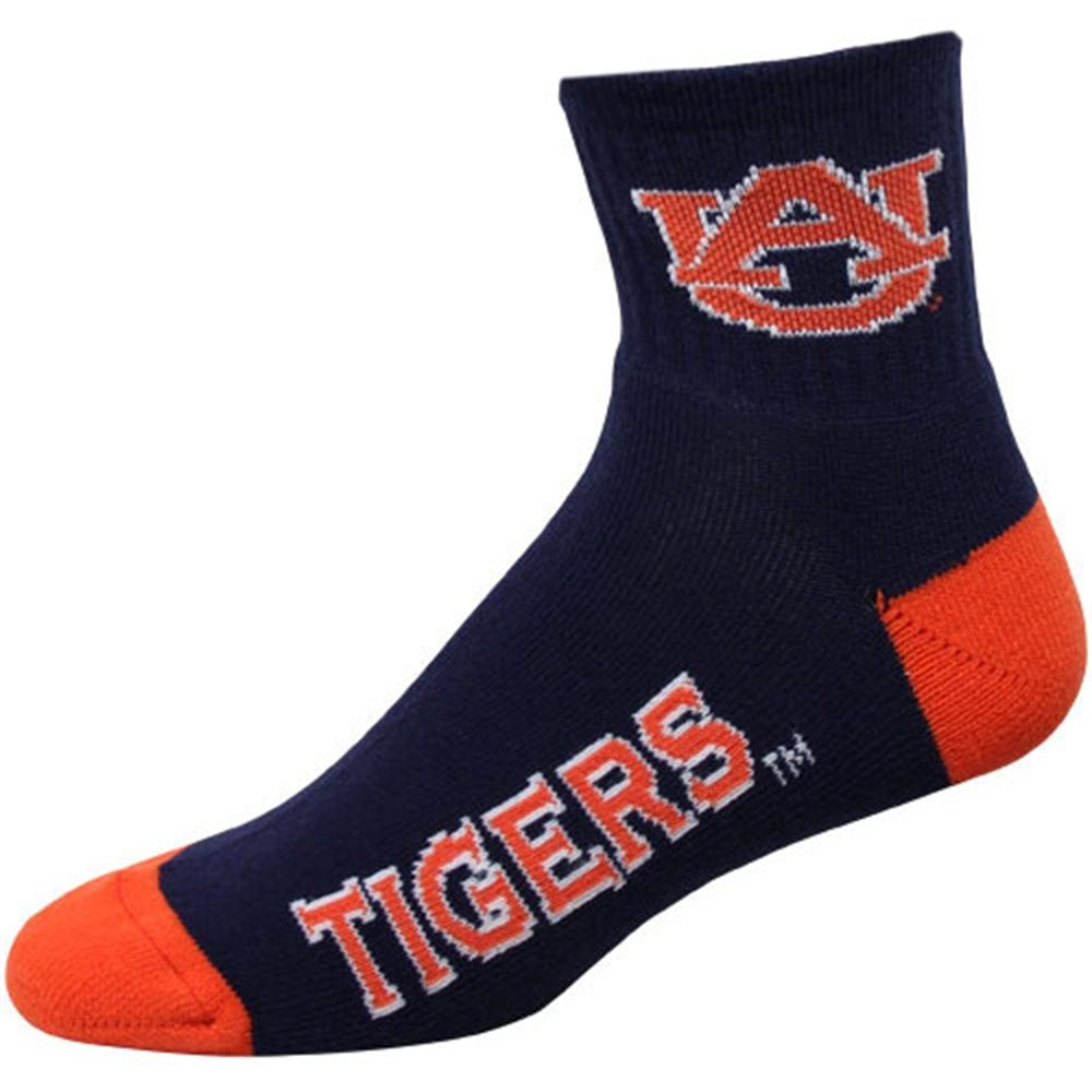 Auburn Tigers Team Color Crew Socks