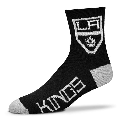Los Angeles Kings Team Color Crew Socks
