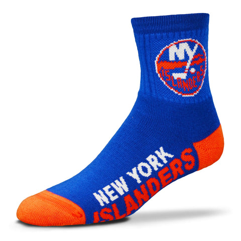 New York Islanders Team Color Crew Socks