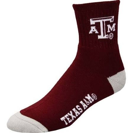 Texas A&M Aggies Team Color Crew Socks