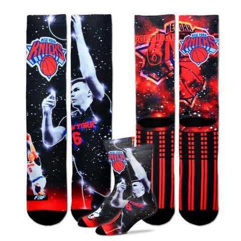 New York Knicks Constellation Socks