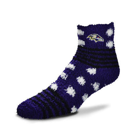 Baltimore Ravens Homegater Sleep Sock