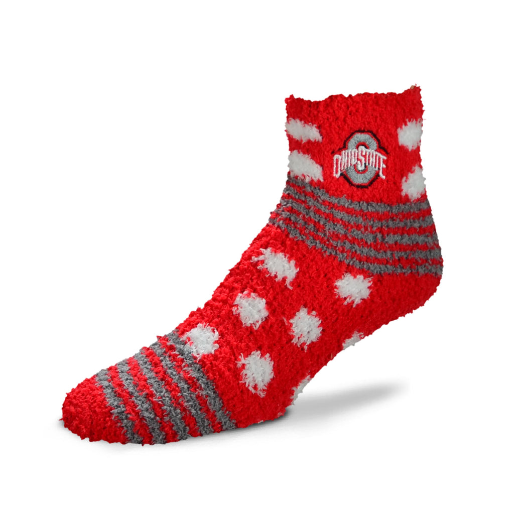 Ohio State Buckeyes Homegater Sleep Sock