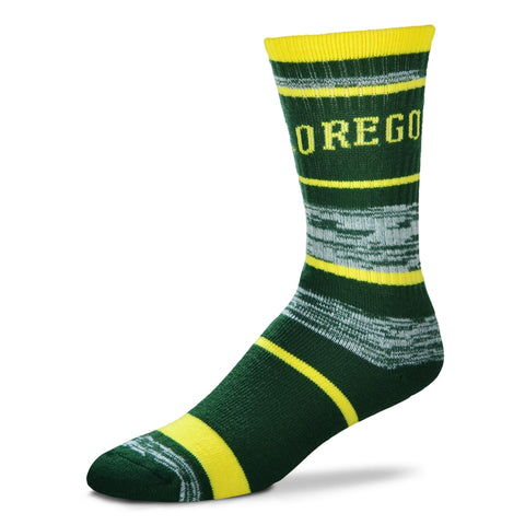 Oregon Ducks RMC Stripe Socks