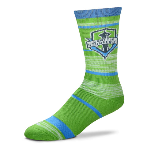 Seattle Sounders RMC Stripe Socks