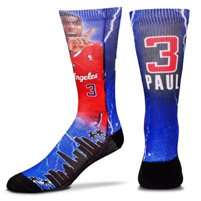 Los Angeles Clippers Storm Sublimation Socks
