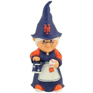 New York Mets Female Gnome