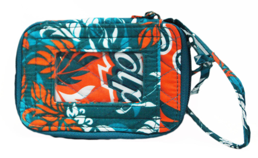 Miami Dolphins Phone ID Purse