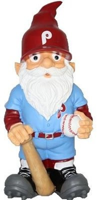 Philadelphia Phillies Retro Male Gnome
