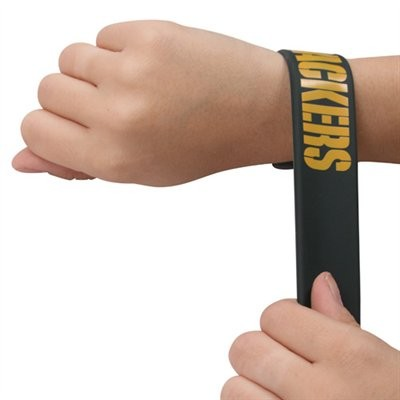 Green Bay Packers Team Slap Bandz