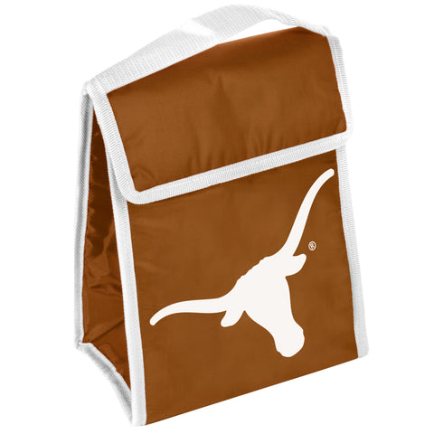 Texas Longhorns Big Logo Velcro Lunch Bag