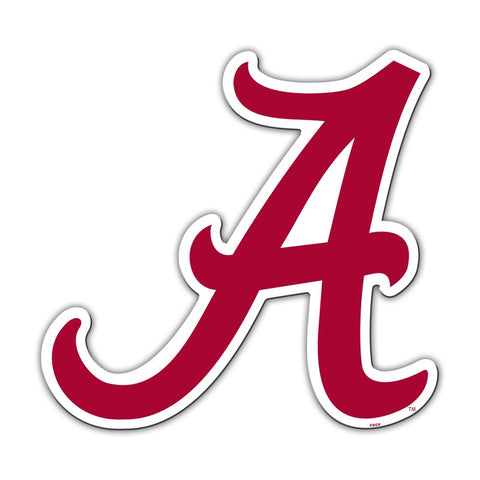 "Alabama Crimson Tide 12"" Magnet Logo"
