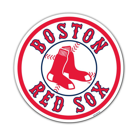 "Boston Red Sox 12"" Magnet Logo"