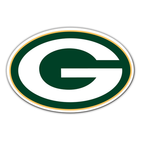 "Green Bay Packers 12"" Magnet Logo"
