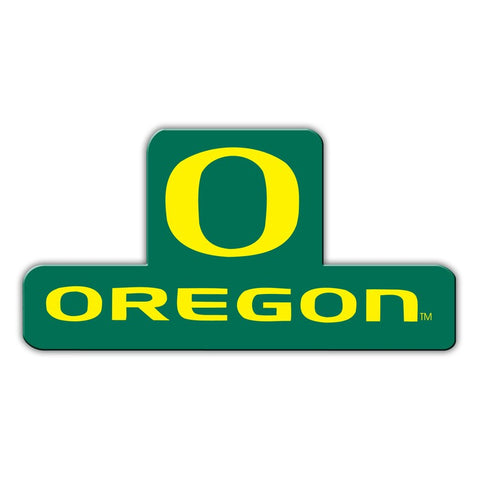 "Oregon Ducks 12"" Magnet Logo"