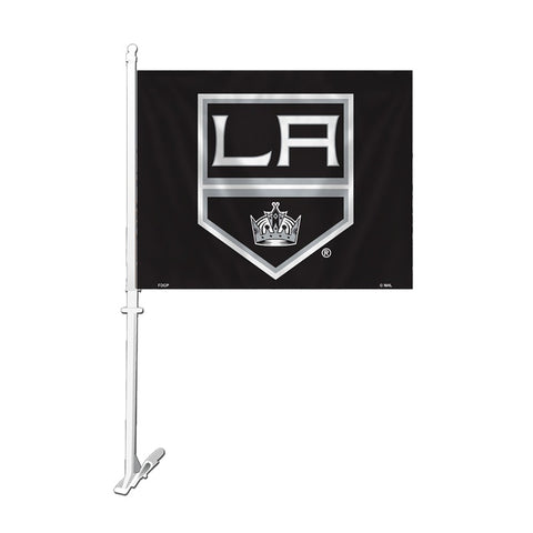 Los Angeles Kings Car Flag