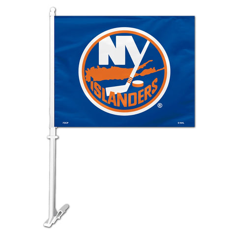 New York Islanders Car Flag