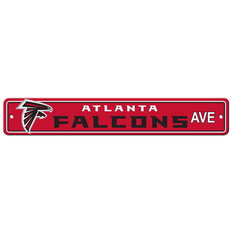 Atlanta Falcons Drive Sign