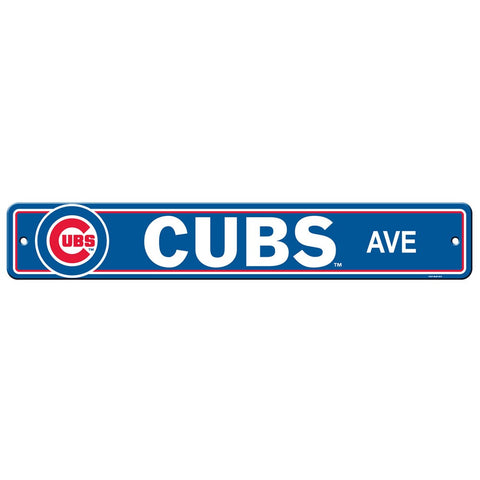 Chicago Cubs Drive Sign