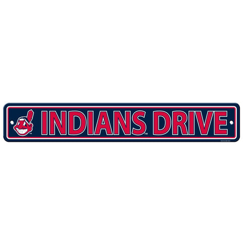 Cleveland Indians Drive Sign