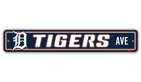 Detroit Tigers Drive Sign