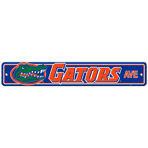 Florida Gators Drive Sign