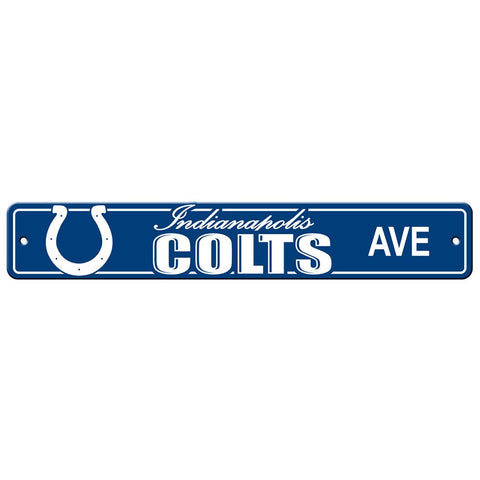 Indianapolis Colts Drive Sign