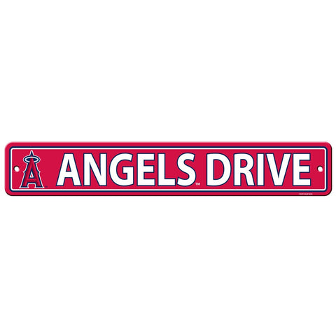 Los Angeles Angels Drive Sign