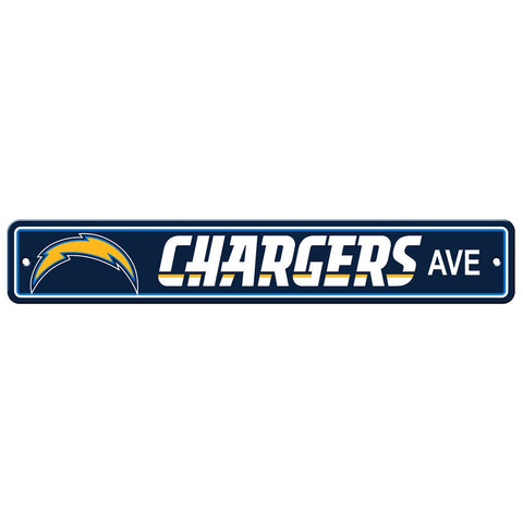Los Angeles Chargers Drive Sign