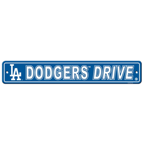 Los Angeles Dodgers Drive Sign