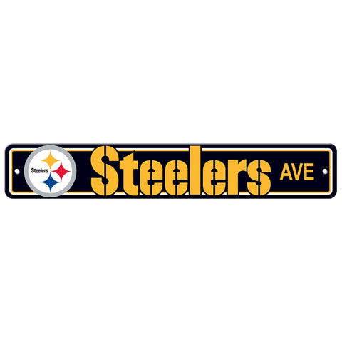 Pittsburgh Steelers Drive Sign