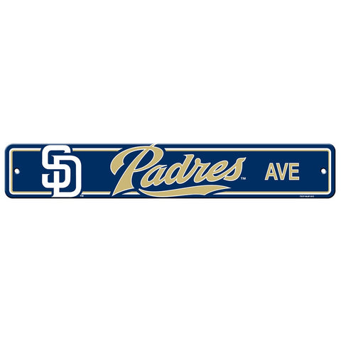 San Diego Padres Drive Sign