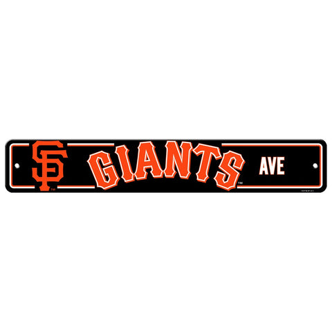 San Francisco Giants Drive Sign