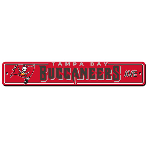 Tampa Bay Buccaneers Drive Sign