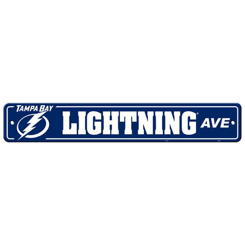 Tampa Bay Lightning Drive Sign