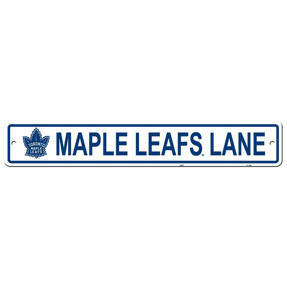 Toronto Maple Leafs Drive Sign
