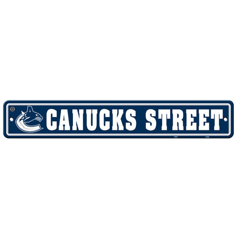 Vancouver Canucks Drive Sign