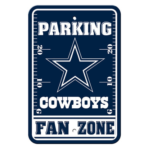 Dallas Cowboys Fan Zone Sign