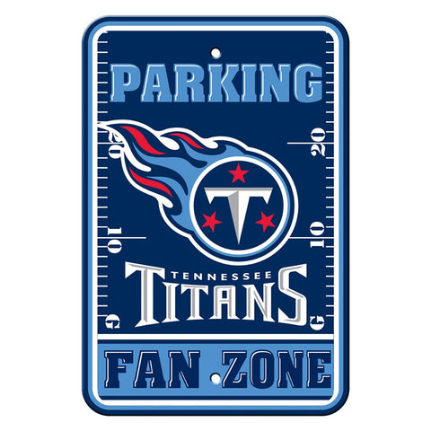 Tennessee Titans Fan Zone Sign