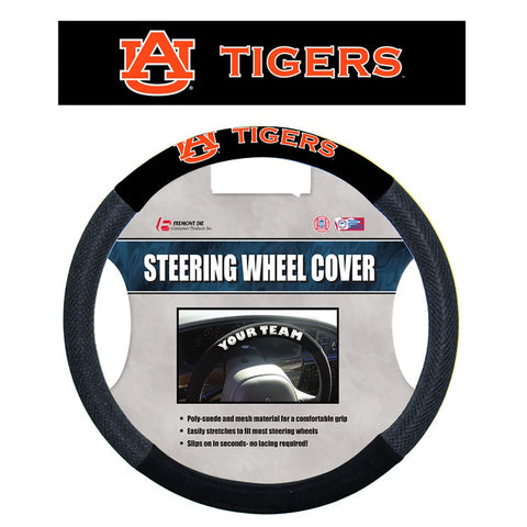 Auburn Tigers Mesh Steering Wheel Cover