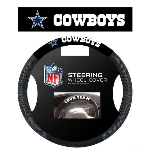 Dallas Cowboys Mesh Steering Wheel Cover