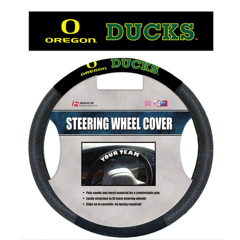 Oregon Ducks Mesh Steering Wheel Cover