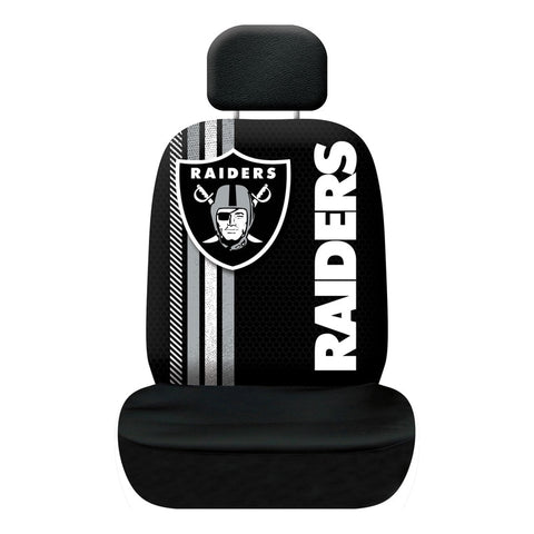 Oakland Raiders Rally Car Seat Cover