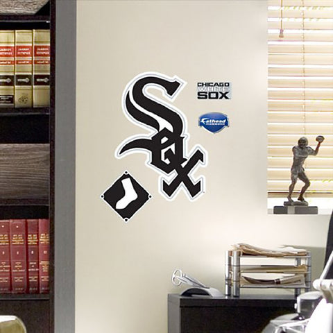 Chicago White Sox Fathead Team Logo